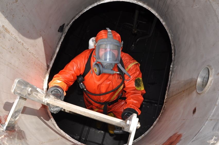 Confined Space Entry | Palmetto EHS, LLC